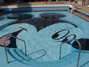 Disney Dream & the Beach Club 0111 042