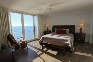 Interior at Emerald Beach Resort.