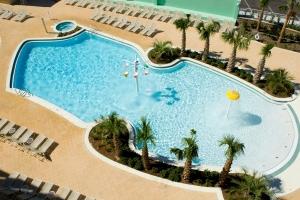 Pool at Emerald Beach Resort.