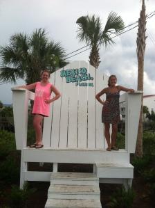 Big Chair - Mexico Beach