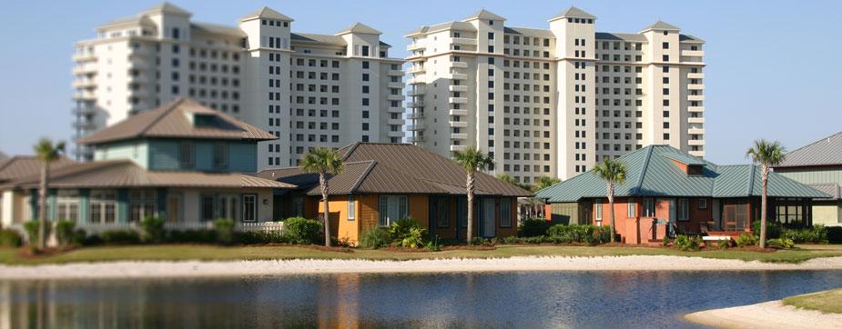 Beach Club - exterior