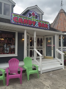Unique shops are plentiful at Put-In-Bay on South Bass Island.