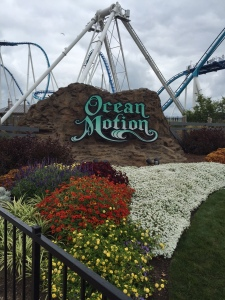 Cedar Point Amusement Park - Sandusky, OH.