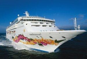 Norwegian Sky photo courtesy of Norwegian Cruise Line.