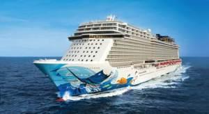 Photo courtesy of Norwegian Cruise Line.
