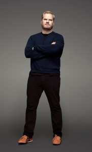 Jim Gaffigan Promo Shot 1.14.15