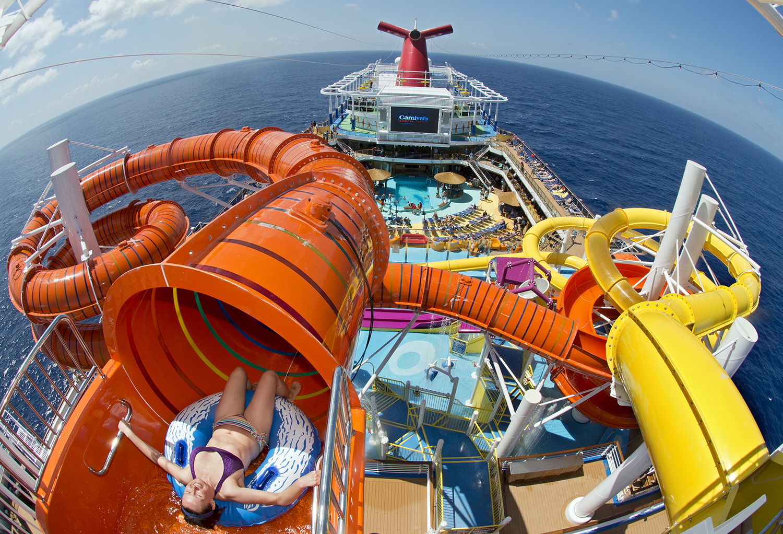 Carnival Vista Caribbean Cruise