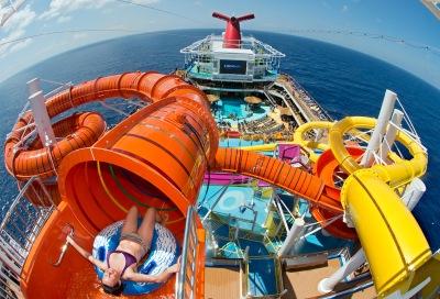 Photo courtesy of Carnival Cruise Line.