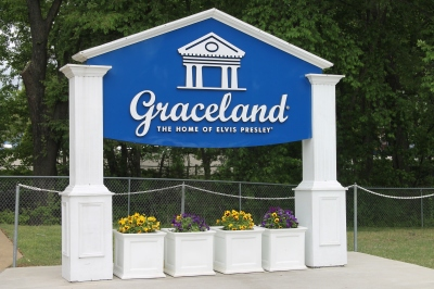 GRACELAND - THE HOME OF ELVIS PRESLEY