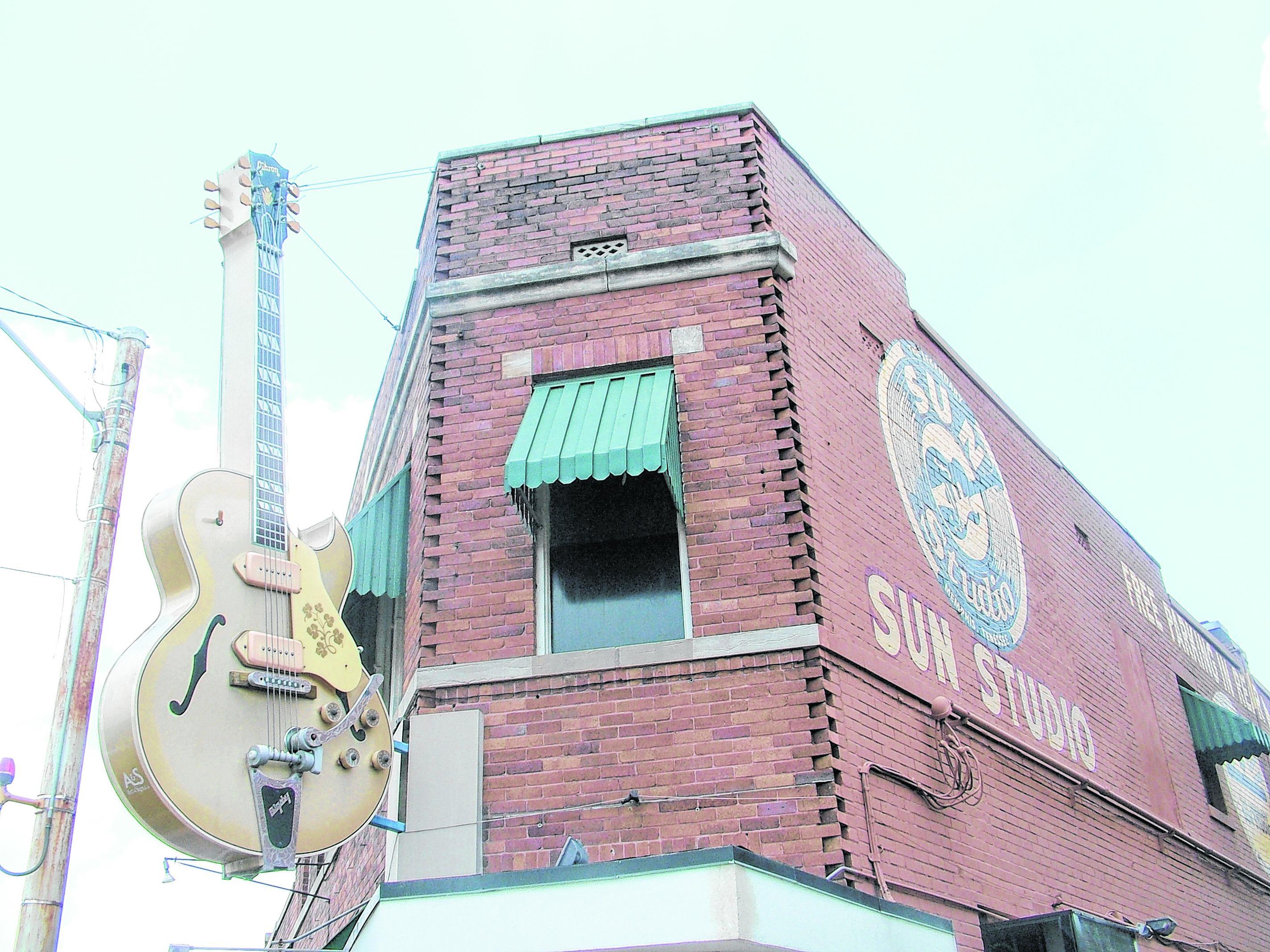 Memphis - SUN STUDIOS