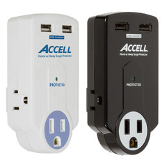 Accell Home or Away Power Station