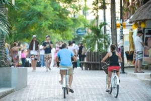 Bicycle Tours - Playa del Carmen