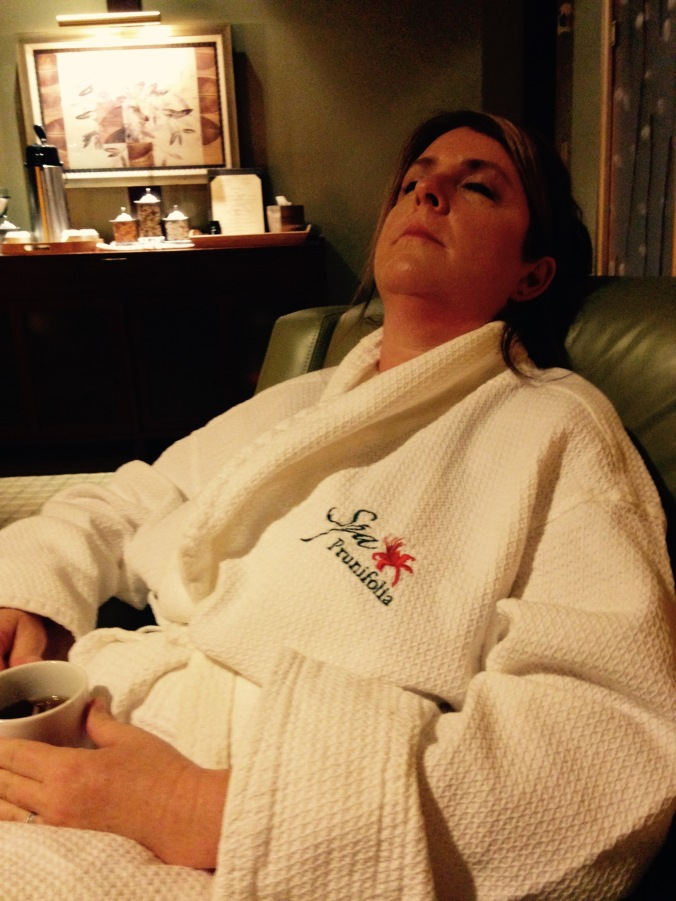 BLISSFUL SPA TIME
