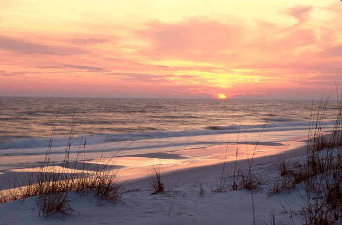 Gulf Shores, Alabama sunset