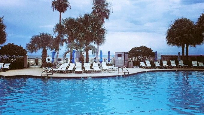 The Beach Club Pool in Gulf Shores