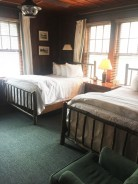 The Inn lodging at High Hampton Inn & Country Club in Cashiers, NC.