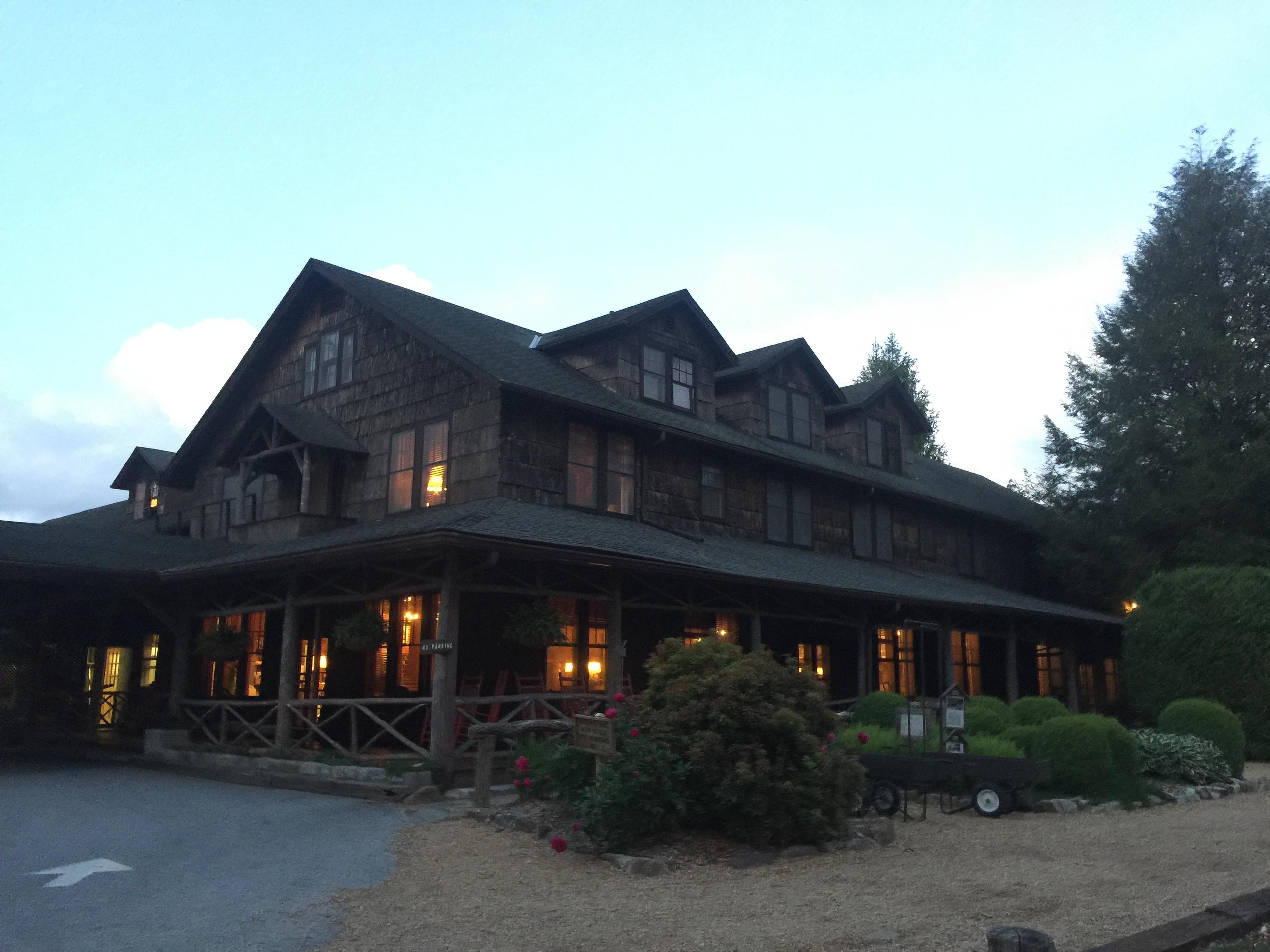 The Inn - High Hampton Inn & Country Club in Cashiers, NC.